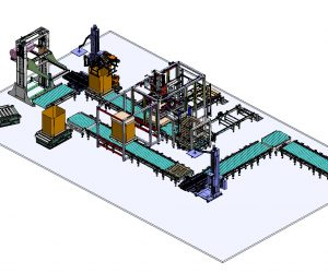 Automation, Preform Manufacturing