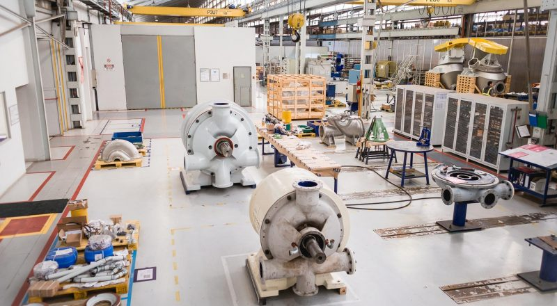 Refurbishment of Vacuum Pumps by Voith Service Centres Pays off