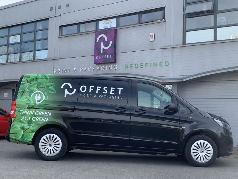 Offset Print and Packaging builds on its sustainability commitment