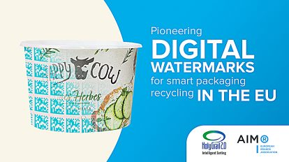"""BASF joins Digital Watermark Initiative """"HolyGrail 2.0"""" for smart packaging recycling"""