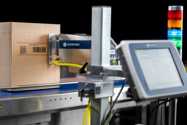 Introducing the Cx350i Domino's New Worry-Free Inkjet Solution for Printing on Secondary Packaging