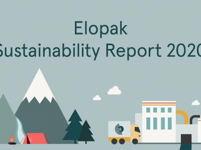 Elopak Launches 2020 Sustainability Report
