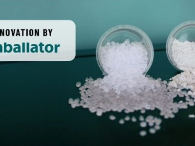 Turning waste into value – test of microfiber material at Emballator Innovation Center