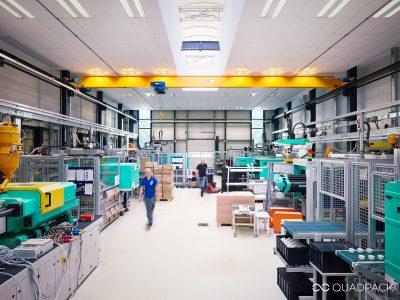 Quadpack invests in smart manufacturing