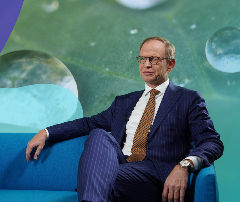 New CEO of Sappi Europe supports sustainable change