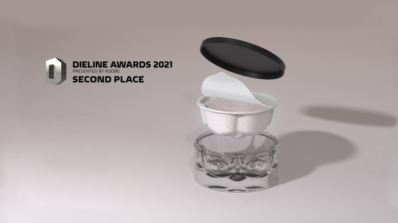 Yangi wins a Dieline Sustainable Packaging Award!