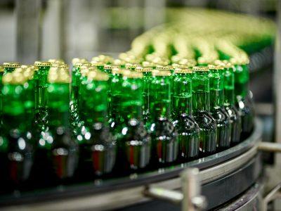 AB InBev develops lightest beer bottle in the world