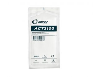 Amcor launches enhanced heat seal coating healthcare packaging solution