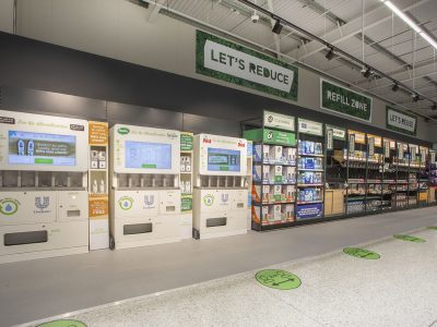 Asda to rollout refill zones to more stores