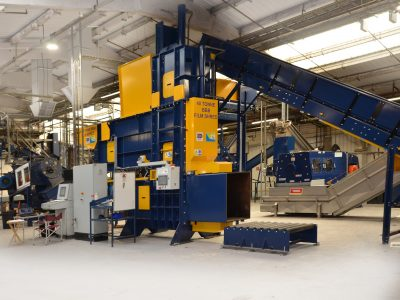 Berry's Enhanced Recycling Facility is a UK First