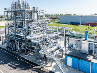 Borealis to offer commercial volumes of chemically recycled base chemicals and polyolefins