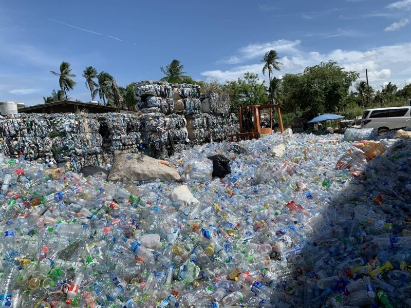 Prevented ocean plastic programme stops 20,000th tonne of plastic waste from entering the world's oceans