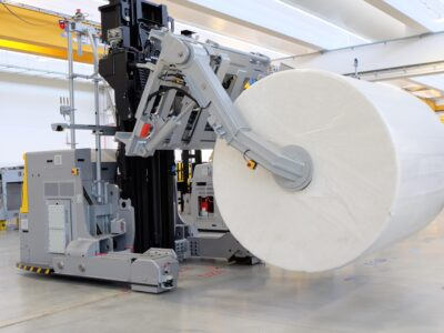 Industry 4.0: Elettric80 launches the Unicorn system -More efficient and sustainable automation for the tissue sector