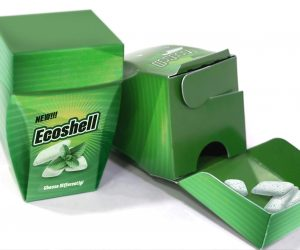 Ecoshell: respecting the environment with innovation and convenience