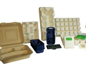 Fibrepak packaging can now be manufactured from pulp made from 100 percent recovered waste paper
