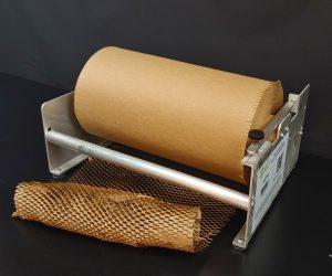 Protective paper-based wrapping system for sustainable product shipping