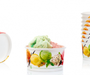 Kotkamills' ISLA® product family of plastic-free consumer boards expands to ice cream packaging