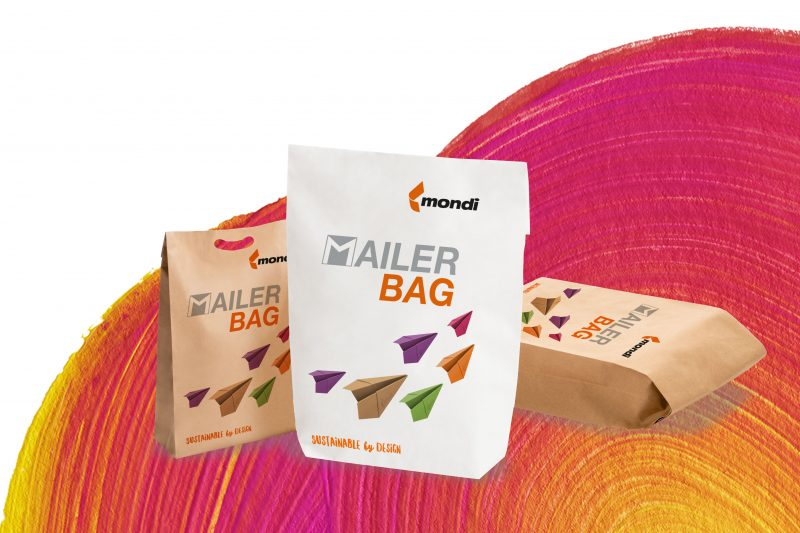 Mondi expands its range of plastic-free eCommerce packaging with MailerBAG