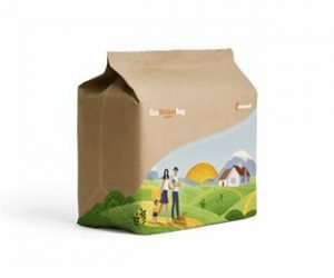 Mondi's paper-based EcoWicketBag wins gold in 2021 EUROSAC Grand Prix