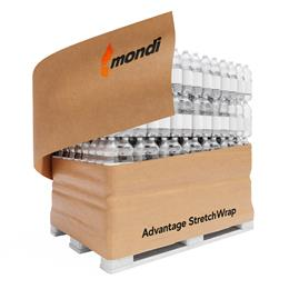 New Advantage StretchWrap paper offers a more sustainable choice for pallet wrapping
