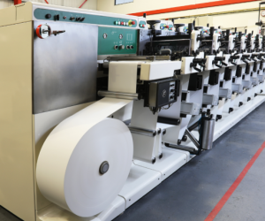 Color Label Makes A Sustainable Choice With A Fully Refurbished Nilpeter FA-2500