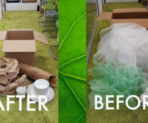 It's NOT just about switching to eco-friendly packaging