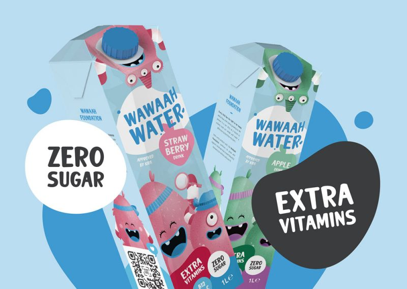 WaWaah Water opts for SIG's SIGNATURE packaging solution to benefit future generations