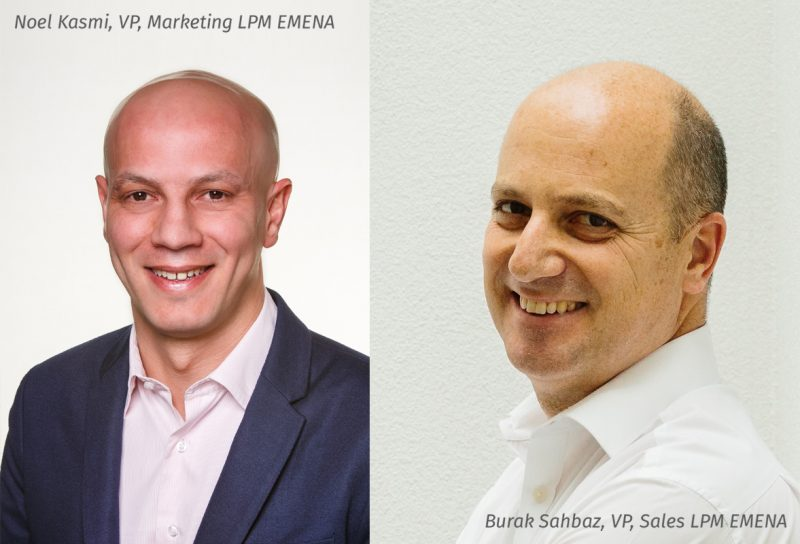 New sales and marketing leadership appointments at Avery Dennison Label and Packaging Materials EMENA
