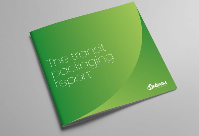 More efficient transit packaging could cut plastic waste says new report