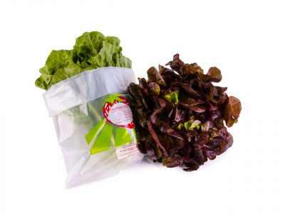 Compostable bags solution ends search for fresh produce growers