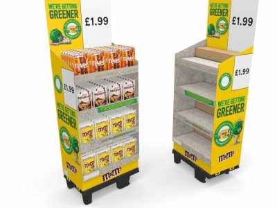 Mars Wrigley UK pilots 'Bean Board' in innovation trial with Tesco