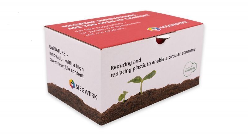 Siegwerk unveils next generation of sustainable water-based inks for paper & board applications