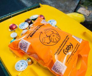Australian first kerbside aluminium coffee capsule recycling pilot
