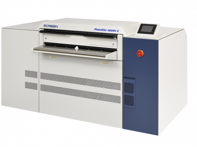 SCREEN Launches PlateRite 4600N Series, Designed for Four A4-size Pages