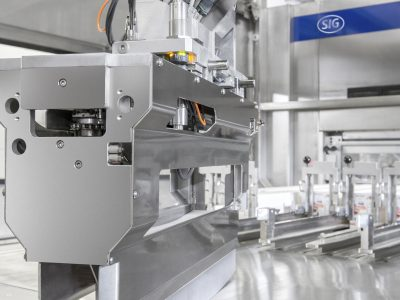 SIG helps food and beverage manufacturers take a major step towards fully automated plants