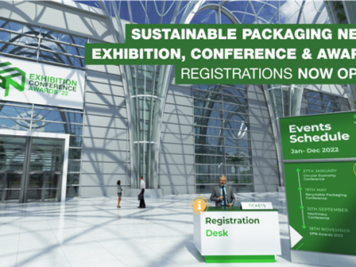 Sustainable Packaging News announces Virtual Exhibition, Conference & Awards
