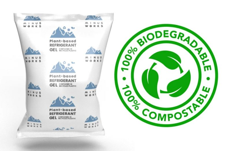 Minus Works becomes first gel pack manufacturer to receive ready biodegradability certification