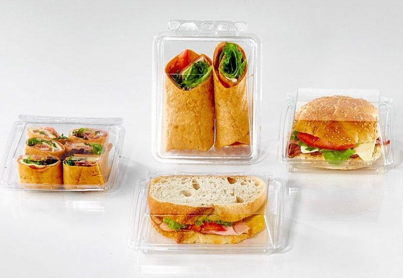 New Sandwich Containers from Leading Manufacturer
