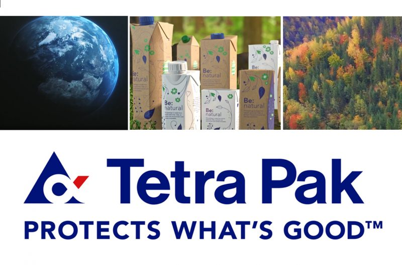 Tetra Pak named as one of the Top 50 Sustainability and Climate leaders!