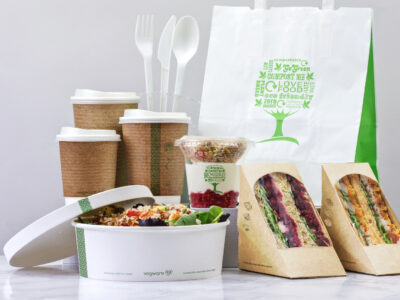 Novolex acquires Vegware, broadening global compostable products footprint