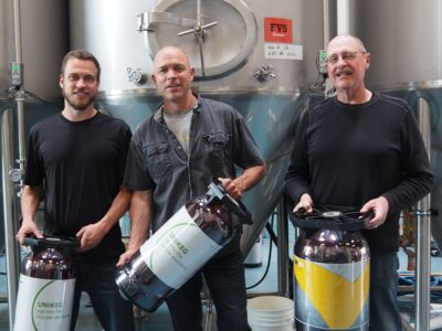 """Announcing OneCircle's latest partnership with new reseller """"Canada West Winery Supplies"""""""