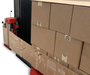 HexcelPack Introduces 100% Paper-Based Eco-Friendly Pallet Wrapping Material