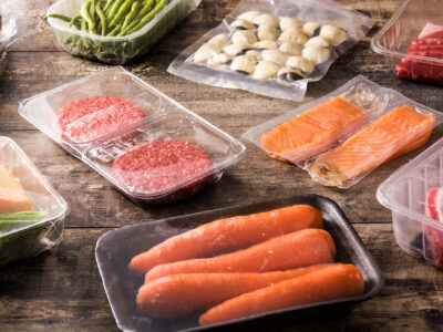 Is plastic past it?  Exploring advances in environmentally friendly polymers for food packaging