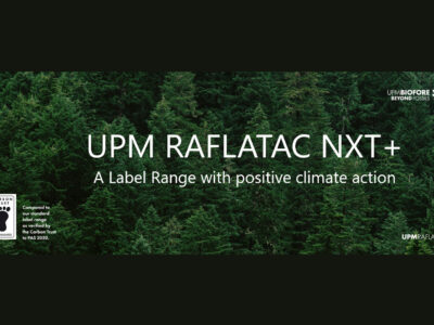 Antalis launch the next generation of sustainable self-adhesives