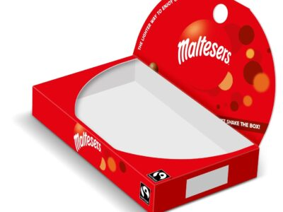Mars Wrigley UK's Maltesers boxes now fully recyclable after switch to dispersion coated barrier board