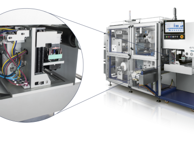 V-Shapes to Debut Revolutionary AlphaFlex Fill & Seal Converting/Packaging Machine at PackExpo