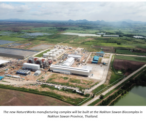 Jacobs Hits Milestones for NatureWorks New Biopolymer Plant