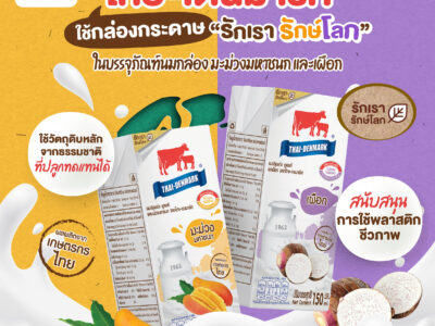 """Market debut in Asia: DPO launches """"National Milk"""" in SIG carton packs with SIGNATURE packaging material"""