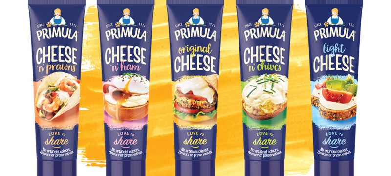 Primula Cheese launches fully recyclable tubes