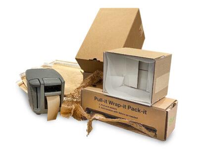 HexcelPack Introduces E-Commerce Packaging Kit to Assist Retailers During Peak Ordering Seasons